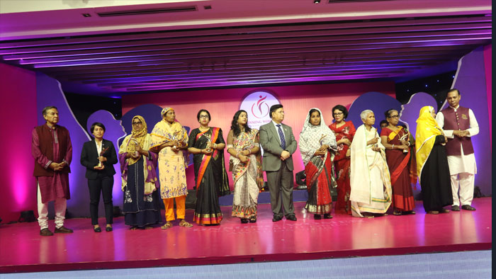 Unsung Women Nation Builders Awards