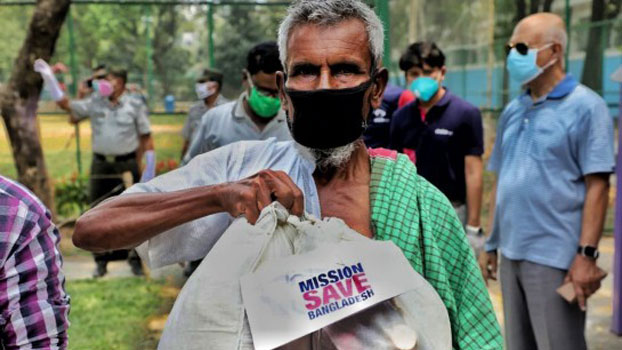 Mission Save Bangladesh Stands Beside Underprivileged Communities