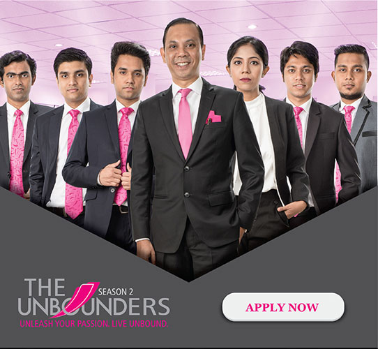 The Unbounders
